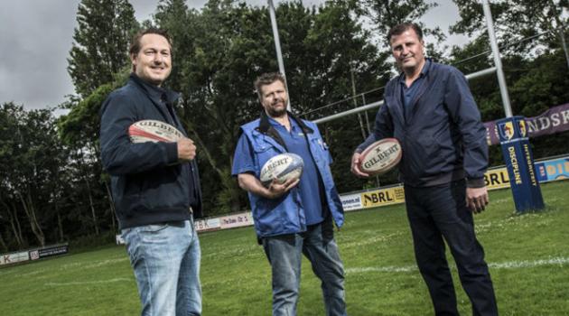 Nieuws - IntoBusiness: Jobo en de connectie met rugby