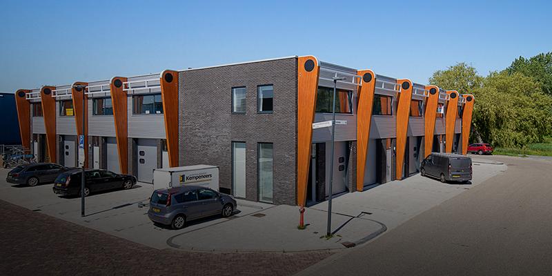 Bouw - Flevoweg, Leiden