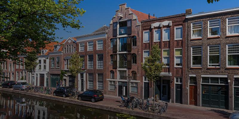 Bouw - Oude Rijn / Haarlemmerstraat, Leiden