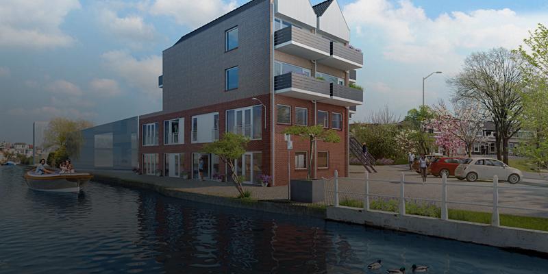 Bouw - Overrijn, Leiden