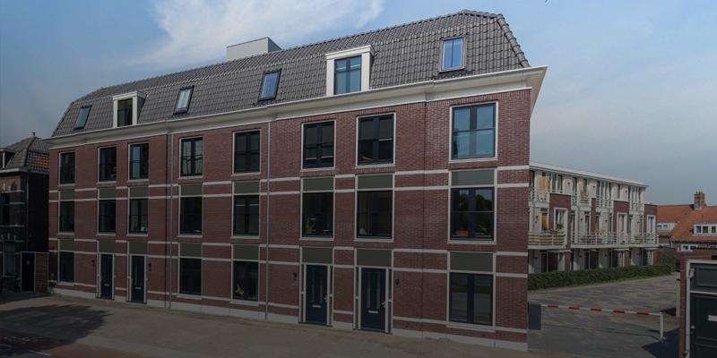 Bouw - Zijlsingel, Leiden